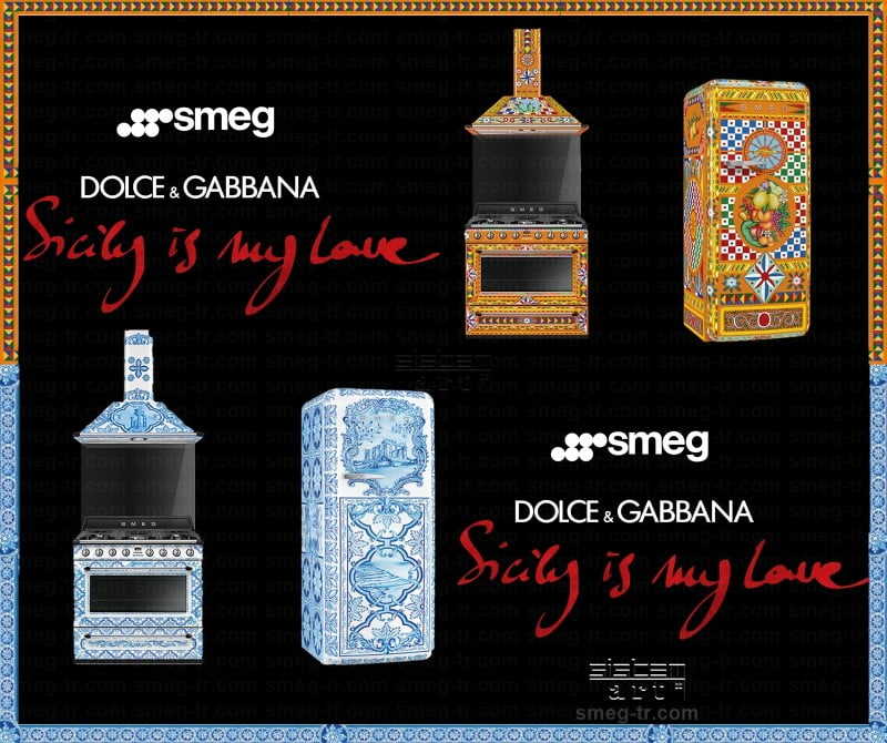 "Dolce&Gabbana ""DivinaCucina"""